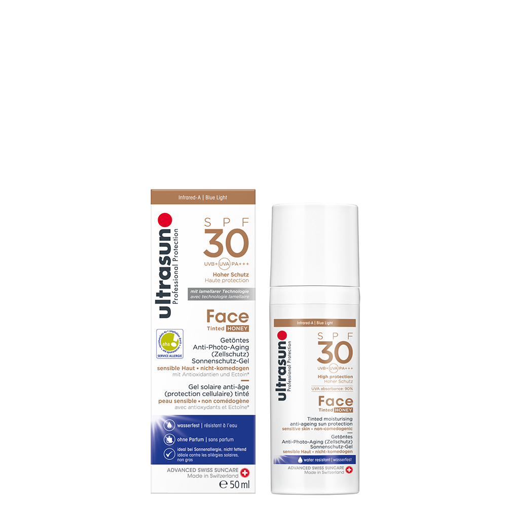 Face Tinted SPF30 Honey