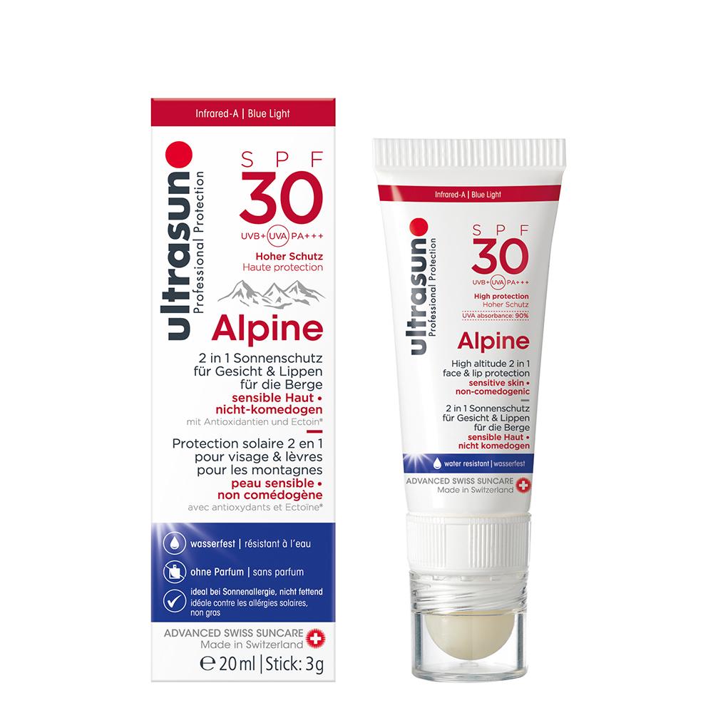 Alpine SPF30 Kombi