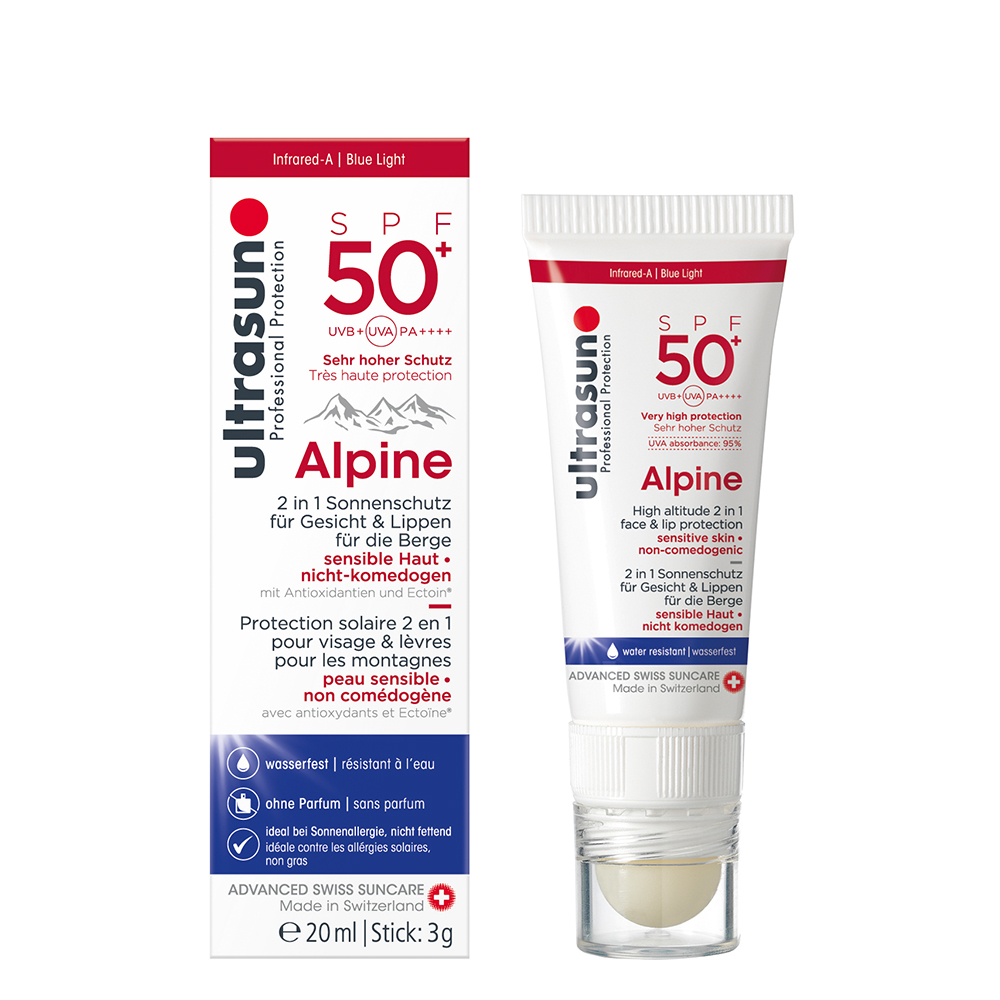 Alpine SPF50+ Kombi