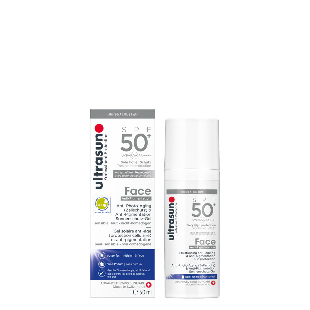 Face Anti-Pigmentation SPF50+