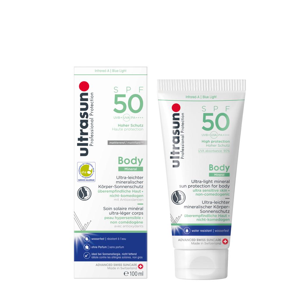Mineral Body SPF50