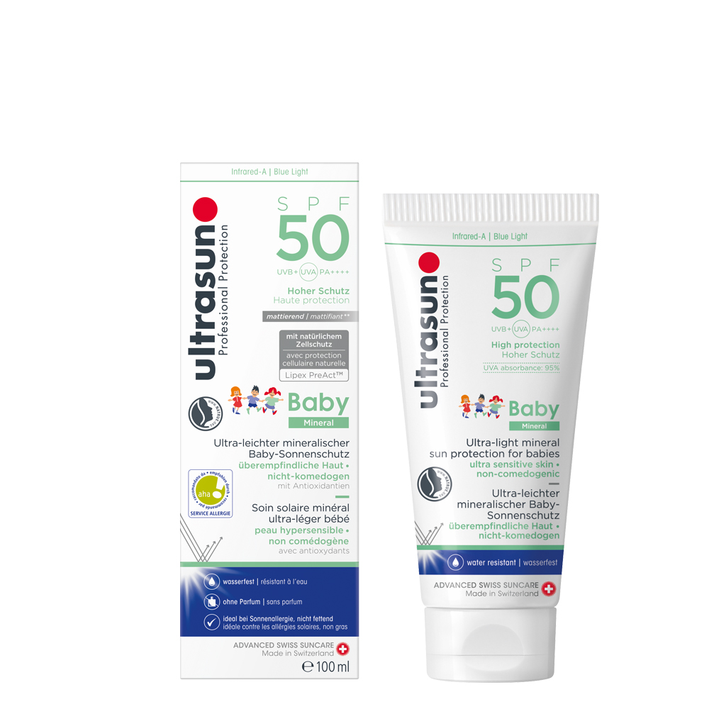 Mineral Baby SPF50