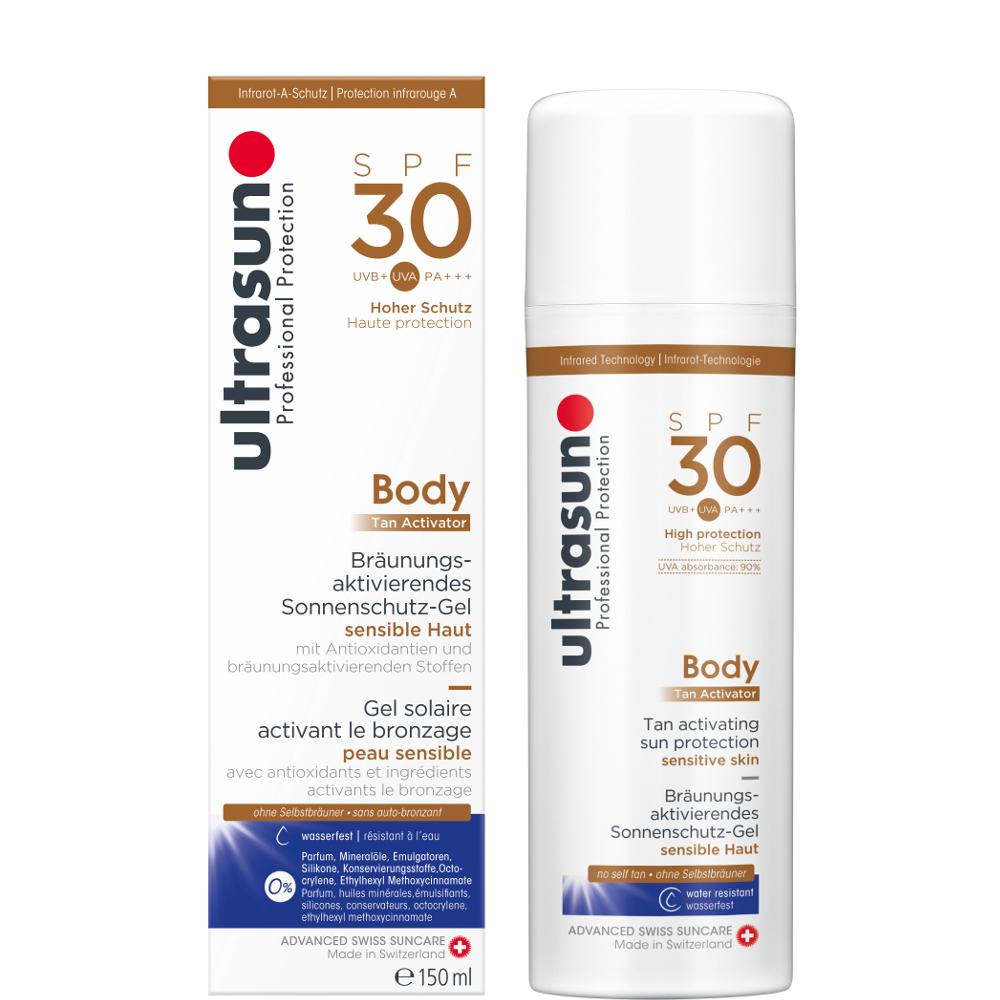 Body Tan Activator SPF30