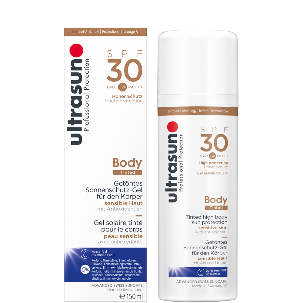 Tinted HONEY SPF30
