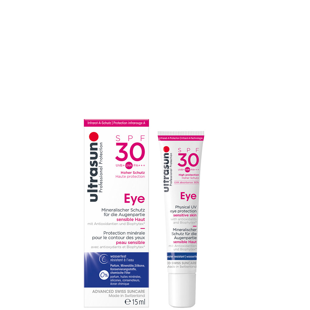 UV mineral eye protection SPF30