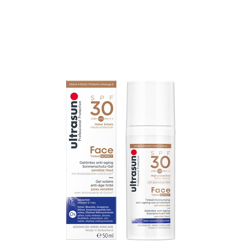Anti-Age SPF30 Tinted HONEY