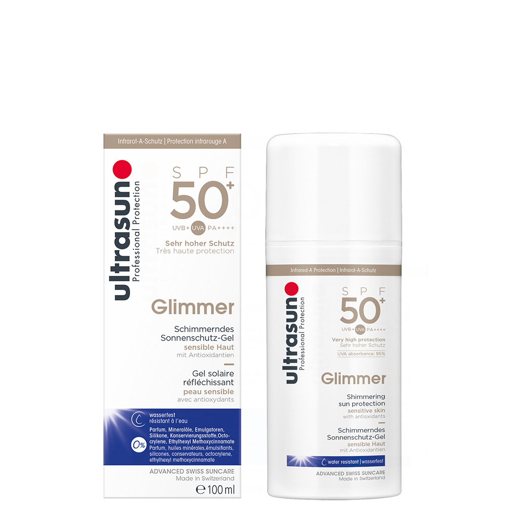 Glimmer SPF50+